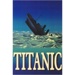 Posterazzi MOVEH4604 Titanic Movie Poster - 27 x 40 in.