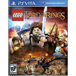 LEGO Lord of the Rings PlayStation Vita