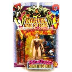 Shanna the She-Devil Marvel Hall of Fame She-Force Action Figure