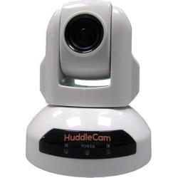 HuddleCamHD HC10X-USB2-WH 10x Optical Zoom USB Camera (White, 720) Outputs: USB 2.0