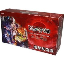 Force of Will - Grimm Cluster Set 1 - Crimson Moons Fairy Tale Booster Box FOWBG01