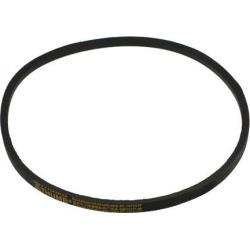 Unique Bargains Black Rubber 52' Inner Girth M Type Automotive V Belt