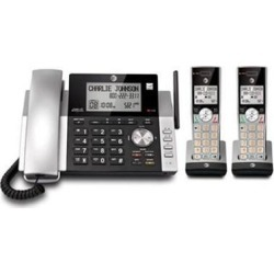 AT & T CL84215 Corded / Cordless Phone