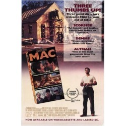 Posterazzi MOVAF3424 Mac Movie Poster - 27 x 40 in. found on Bargain Bro Philippines from Newegg Canada for $42.53