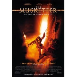The Musketeer Movie Poster (27 x 40)