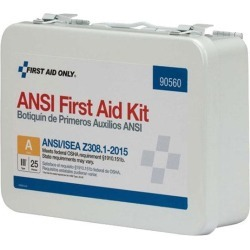 First Aid Only First Aid Kit White 90560