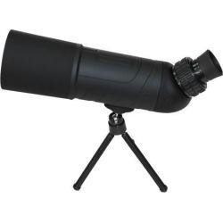 Levenhuk Blaze BASE 60F 10x60 Angled Spotting Scope, Black,