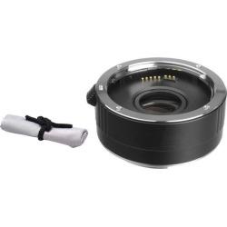 Vivitar Nikon D800 2x Teleconverter (4 Elements) + Nwv Direct Microfiber Cleaning Cloth.