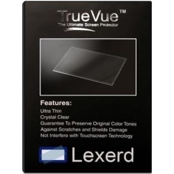Lexerd - 2016 Infiniti QX50 TrueVue Crystal Clear Navigation Screen Protector found on Bargain Bro India from Newegg Canada for $21.00