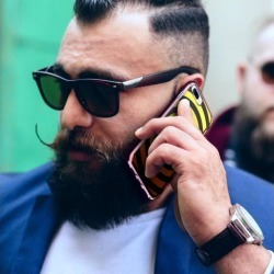 SURPRISED OR SCARED EMOJI DESIGN CHROME SERIES CASE FOR IPHONE 7 PLUS