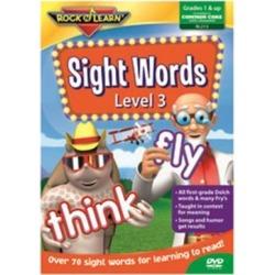 Sight Words Level 3 Dvd