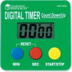 DIGITAL TIMER COUNT DOWN/UP