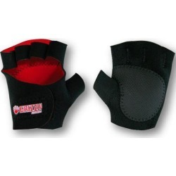 Grizzly Fitness Sticky Paws Weight Lifting Gloves - Large