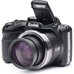 Kodak AZ365 PixPro Astro Zoom 16MP Digital Camera with 36x Optical Zoom #AZ365BK