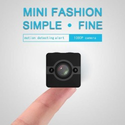 Mini Camera 1080P HD Sport Hidden Cam Camcorder HD Night Vision DVR DV