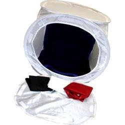 50x50cm Photo Studio 20' Shooting Tent Light Cube Box +4 Backdrops SoftBox Kit