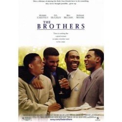 Posterazzi MOVGF9318 The Brothers Movie Poster - 27 x 40 in.