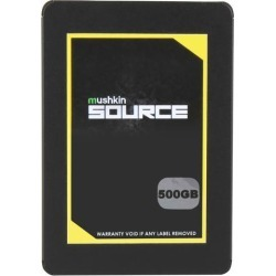 Mushkin Enhanced Source 2.5' 500GB SATA III 3D TLC Internal Solid State Drive (SSD) MKNSSDSR500GB