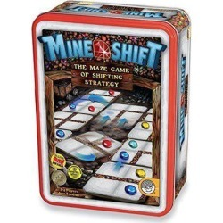 Mine Shift 4 Player - Board Game by MindWare (62016W)