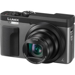 Panasonic Lumix DC-ZS70 4K HD Wi-Fi Digital Camera Silver