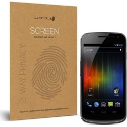 Celicious Privacy 2-Way Anti-Spy Filter Screen Protector Film Compatible with Samsung Galaxy Nexus found on Bargain Bro India from Newegg Canada for $11.39