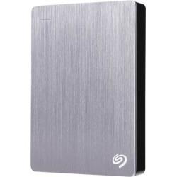 Seagate Backup Plus 4TB USB 3.0 Portable External Hard Drive - STDR4000900 (Silver)