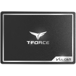 Team Group T-Force VULCAN 2.5' 500GB SATA III 3D NAND Internal Solid State Drive (SSD) T253TV500G3C301 found on Bargain Bro Philippines from Newegg for $69.99