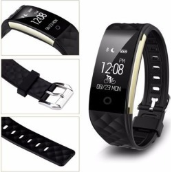 S2 Smart Wristband Heart Rate Monitor IP67 Sport Fitness Bracelet Tracker Smartband Bluetooth For Android IOS