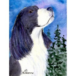 Carolines Treasures SS8985GF 11 x 15 In. English Springer Spaniel Flag, Garden Size