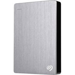 Seagate Backup Plus 5TB USB 3.0 Portable External Hard Drive - STDR5000101 (Silver)