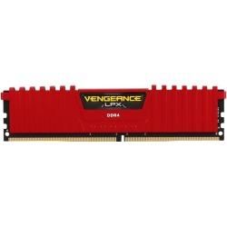 CORSAIR Vengeance LPX 8GB 288-Pin DDR4 SDRAM DDR4 2400 (PC4 19200) Memory Kit Model CMK8GX4M1A2400C14R