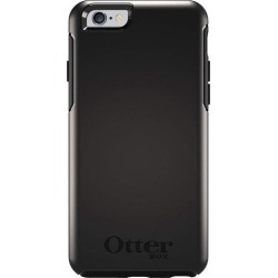 *NEW* OtterBox SYMMETRY SERIES Case for iPhone 6/6s (4.7' Version) - Retail Packaging - BLACK