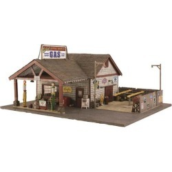 Woodland Scenics BR5048 Ethyl's Gas/Service HO