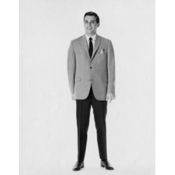 Posterazzi SAL25548176 Portrait of Young Businessman Smiling Poster Print - 18 x 24 in.