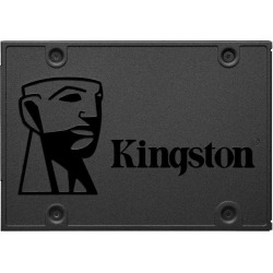 Kingston A400 2.5' 240GB SATA III 3D NAND Internal Solid State Drive (SSD) SA400S37/240G found on Bargain Bro Philippines from Newegg for $34.99