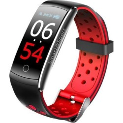 0.96 Inch IPS LCD Screen Smart Watch Blood Pressure Heart Rate Monitor Sports Fitness Tracker