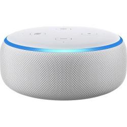 Amazon 53-021686 All-new Echo Dot (3rd Gen) - Smart Speaker with Alexa - Sandstone