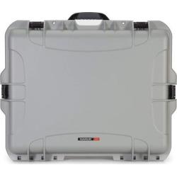 Nanuk 945 Waterproof Hard Case Empty - Silver