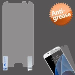 For Samsung Galaxy S7 Anti-grease LCD Clear Screen Protector Phone Cover
