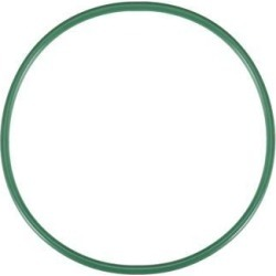 Unique Bargains 60mm x 2.5mm Mechanical Fluorine Rubber O Ring Oil Seal Gasket Washer