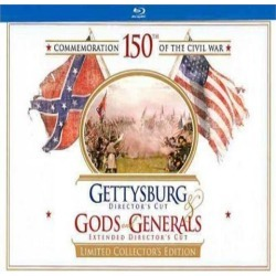Gettysburg/Gods & (Blu/Ltd Gift