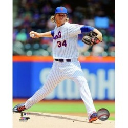 Posterazzi PFSAASA08601 Noah Syndergaard 2015 Action Sports Photo - 8 x 10 in.