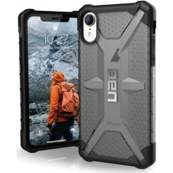 UAG iPhone XR [6.1-inch screen] Plasma Feather-Light Rugged [Ash] Military Drop Tested iPhone Case
