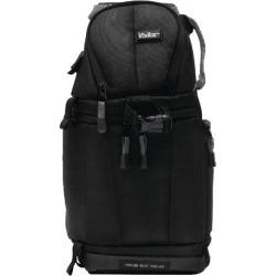 Vivitar VIV-DKS-20-BNDL18 Black Medium Sling Camera Backpack