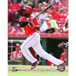 Brandon Phillips 2015 Action Sports Photo (8 x 10)