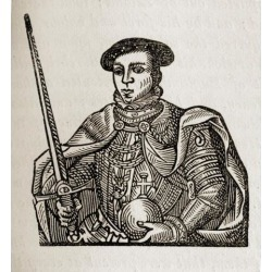Edward Iv 1442-1483. King Of England 1461-70 And 1471-83 Poster Print (14 x 15)