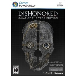 Dishonored: Game of the Year Edition PC Game