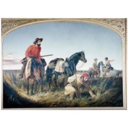 Posterazzi SAL9003049 The Scouts by William Tylee Ranney 1813-1857 Poster Print - 18 x 24 in.