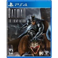 Batman: The Enemy Within - The Telltale Series - PlayStation 4 found on Bargain Bro India from Newegg Business for $56.79