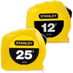 Stanley Tape Rule 12' Long Thumb Latch Lock 1/2' Wide YW 30485